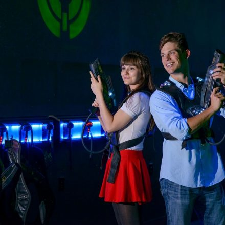What are the things you must know before playing laser tags?