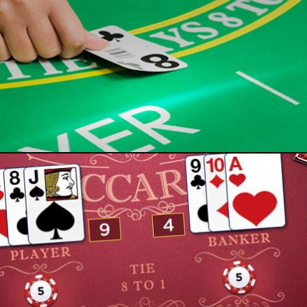 PLAYING BACCARAT ONLINE AND ITS ADVANTAGES