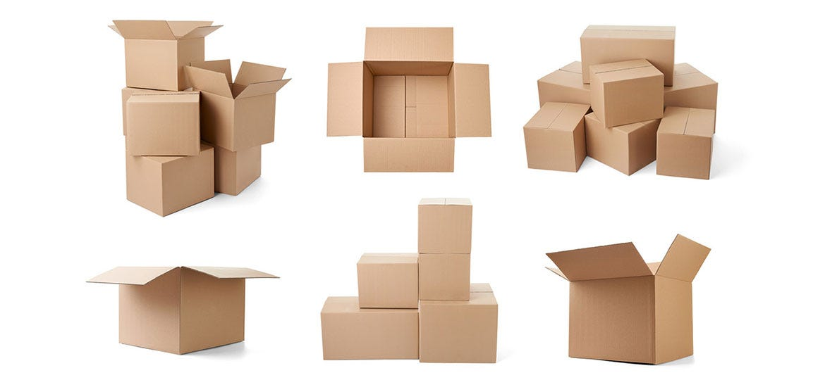 Cardboard Boxes: Helpful Tips on creating it